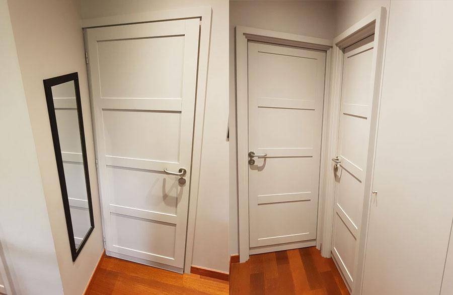 portes sur mesure 27