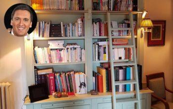 Restauration bibliothèque