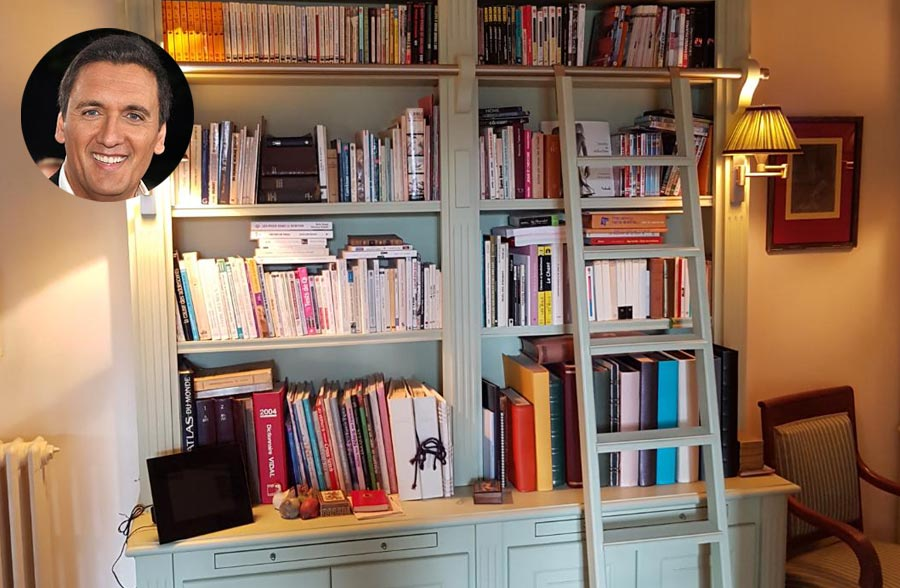 bibliotheque de dany brillant