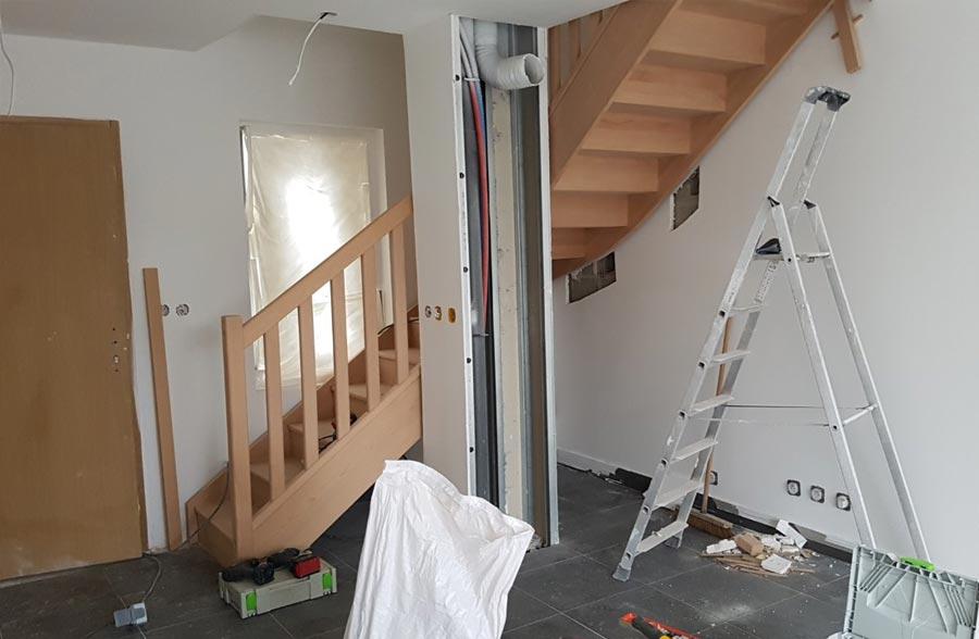 pose escalier 27