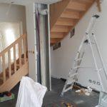 scellement escalier 27
