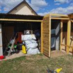 rénovation porte de garage 27